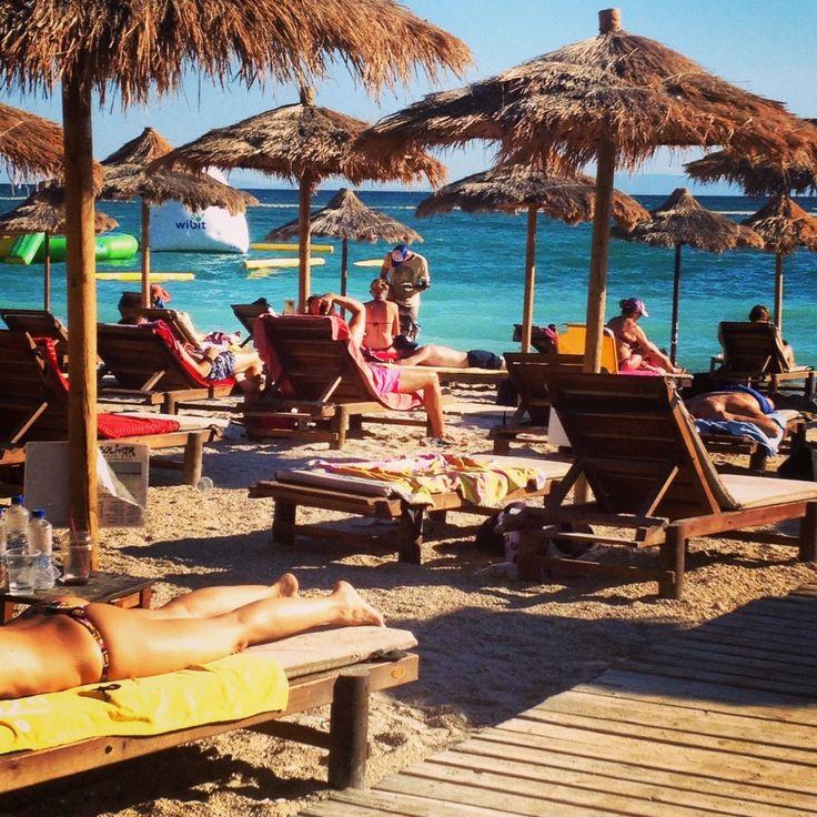 Bolivar #AthensCoast #Alimos #Beach