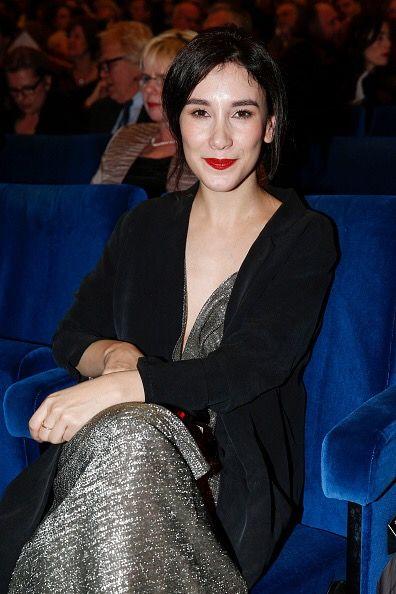 Sibel Kekilli attended the Deutscher Hoeflimpreis March 15,2016