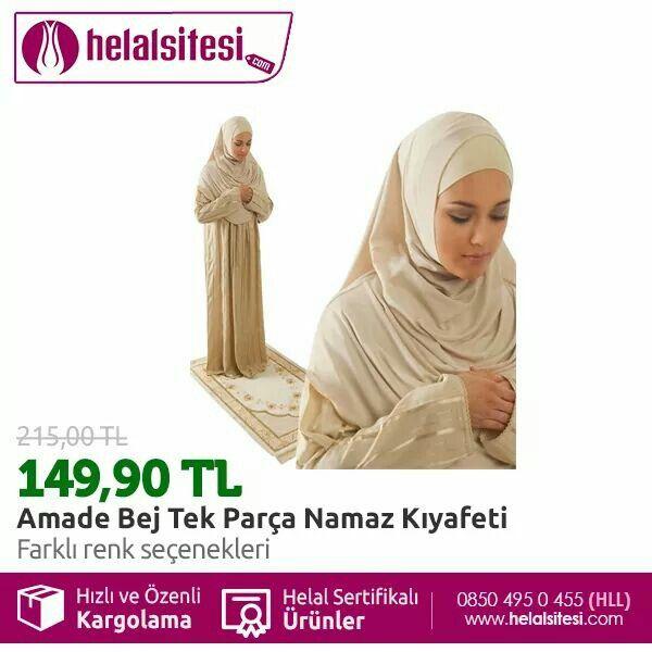 Amade Siyah Tek Parça Namaz Kıyafeti (Farklı renk seçenekleriyle)  Hemen Satın Al >> http://www.helalsitesi.com/amade-namaz-elbisesi  #amade #namazkiyafeti #namaz #helalsitesi #gimdes #helal #sertifikali #urunler #namaz #namazelbisesi