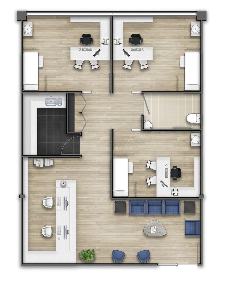 Echa un vistazo a mi proyecto @Behance: u201cFloor plan renderingu201d https://www.behance.net/gallery/51634595/Floor-plan-rendering