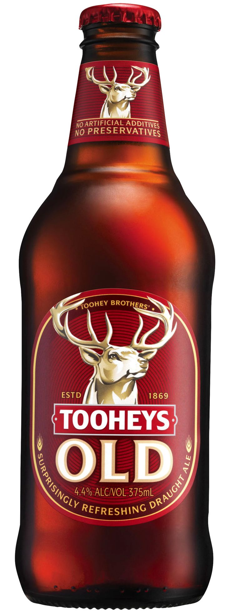 Tooheys Old - this goes out to a fellow designer in Calgary! #cheers #toohey HA!