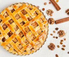 Linecký koláč - Zdravé mlsání - Fitrecepty.info - Pojďte s námi zdravě jíst a být fit!