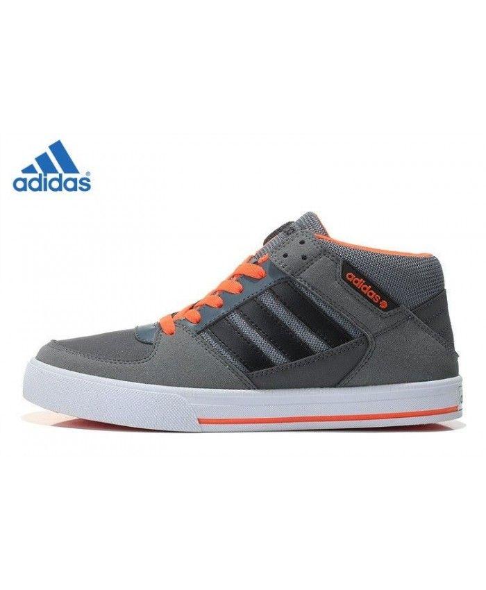 2017 Adidas Neo Skneo Grinder Leisure F38556 Carbon Gris Noir Orange Chaussures Adidas a voulu faire les chaussures deviennent plus attrayantes.