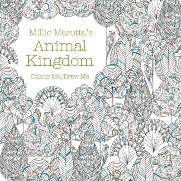 Booktopia Has Millie Marottas Animal Kingdom Colour Me Draw By Marotta Buy A Discounted Paperback Of Online
