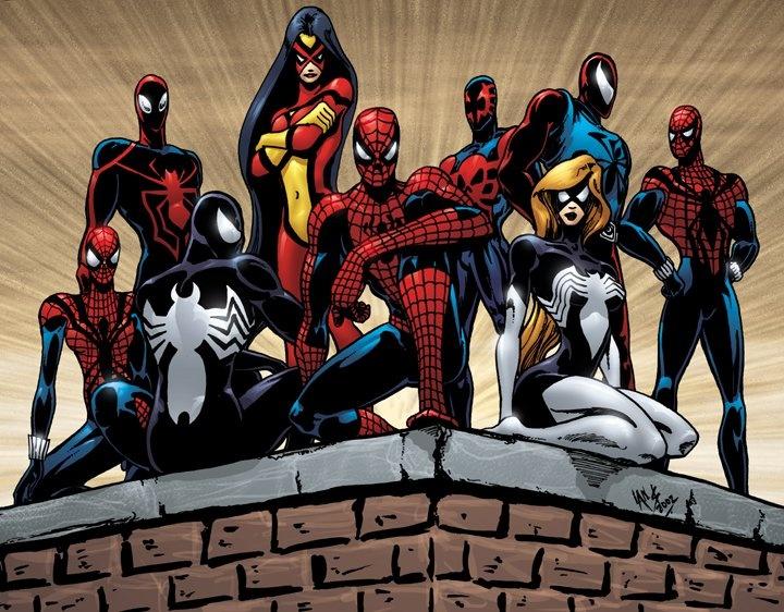 уитлок, все костюмы человека паука из комиксов картинки так хочу, чтобы