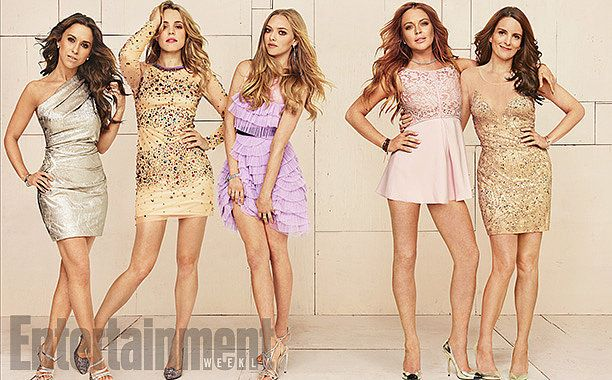 See what the Mean Girls are wearing now!