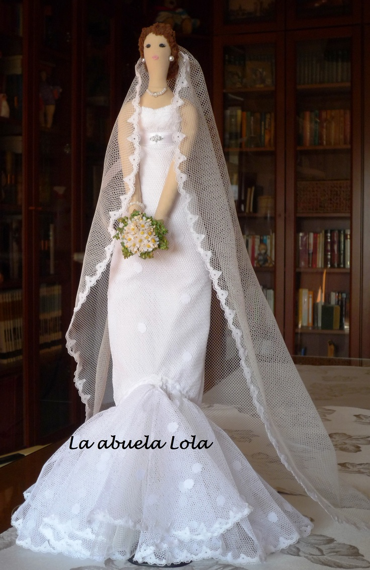 Tilda novia http://doloresguerado.blogspot.com.es/2013/06/tilda-se-casa.html