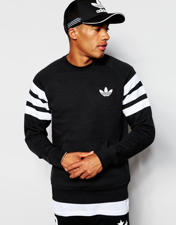 mens adidas sweatshirt