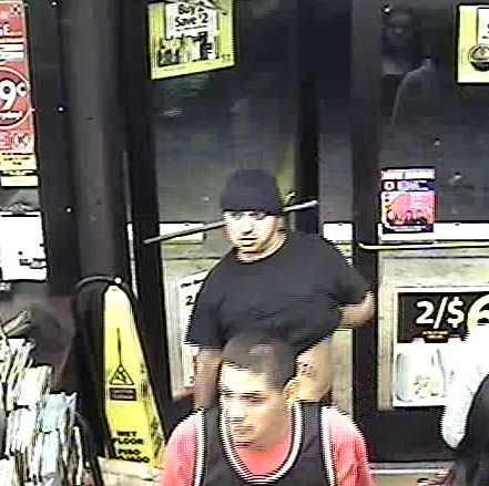 "Private Officer Breaking News: Pima County sheriff's office seek men wanted in multiple shoplifting incidents  The Pima County Sheriff's Department is asking for the public's help in finding two men suspected of multiple shoplifting incidents. The second suspect is described as Hispanic, in his late 20s or early 30s, about 5'7"" tall. (Source: PCSD)"