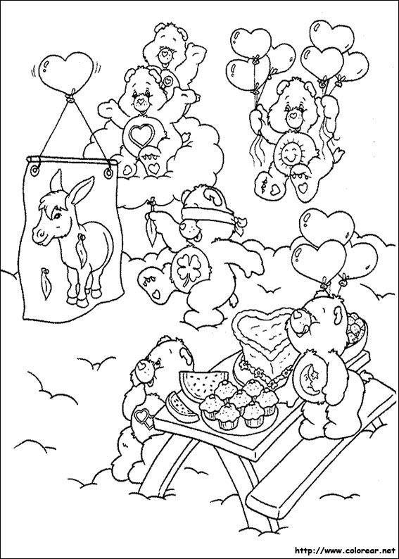 Dibujos Osos Amorosos Para Colorear E Imprimir Osos Amorosos Dibujos Imprimir Sobres