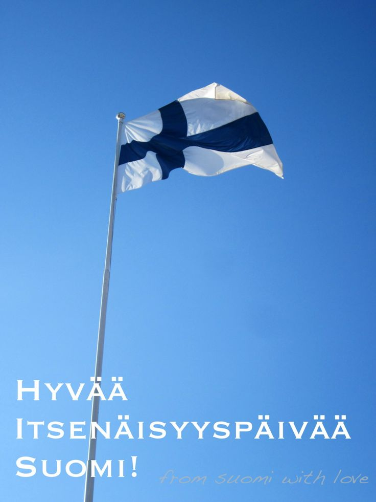 Happy Independence Day Finland! ♥