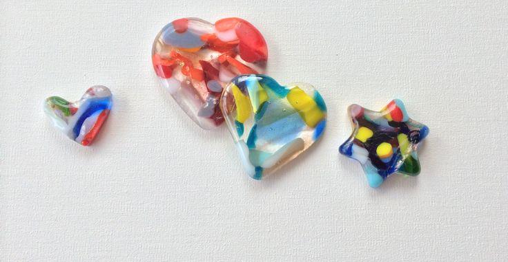 glas bedels zelf maken