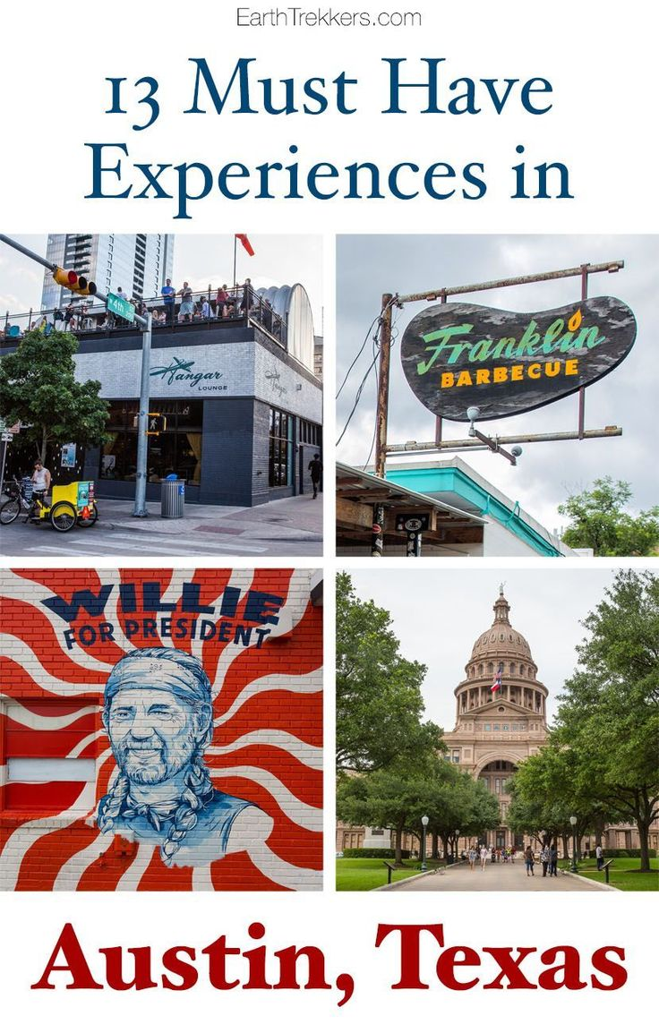 Austin, Texas: 13 of the best things to do, including Franklin Barbecue, bar hopping, bats, and Lady Bird Lake.