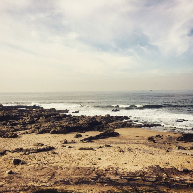 Oceano Atlantico a Porto, PT