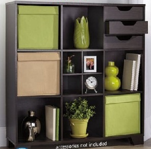 59 99 Real Simple 9 Cube Organizer At Bed Bath And Beyond This