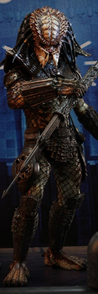City Hunter Predator Collectible Figure