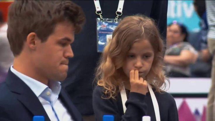 Olympiad Baku 2016 Round 6 Highlights