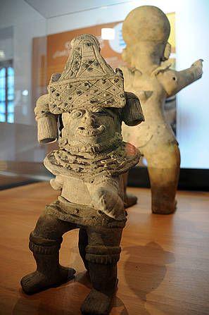 Ceramica de la cultura Tumaco,La Tolita,Colombia