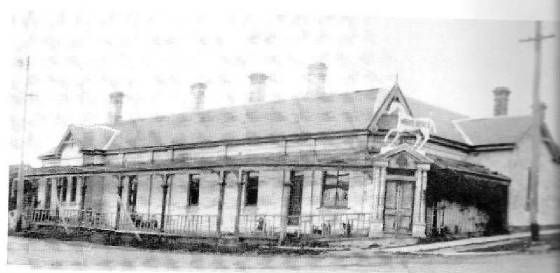Whithorse Hotel cnr Elgar and Whitehorse rd