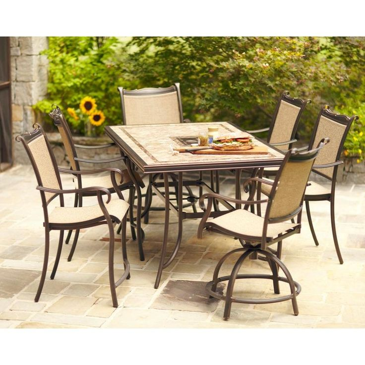 Best Hampton Bay Patio Furniture Ideas On Pinterest Porch