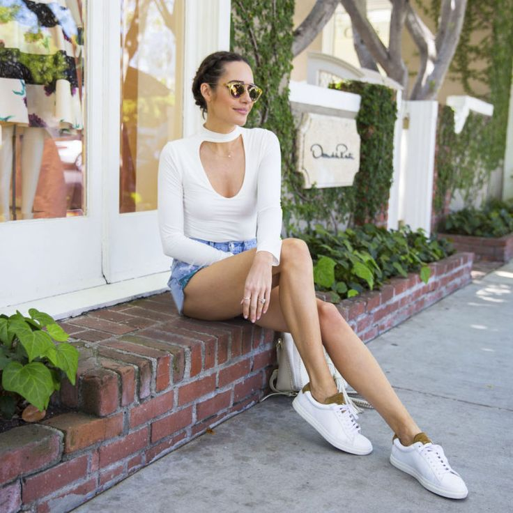 Louise Roe | Casual Spring Party Style | Beach and BBQ Outfits | Front Roe blog 0