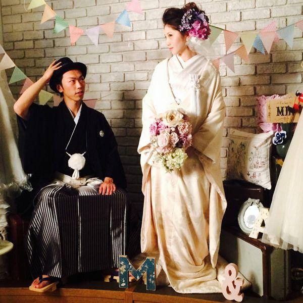 オーダーメイドフォトウエディング(Photo Wedding) 白無垢(Kimono):00-3093