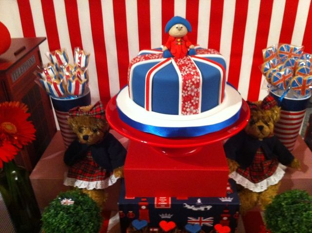 London Party #London #party - can this be the decorations for my going away party?