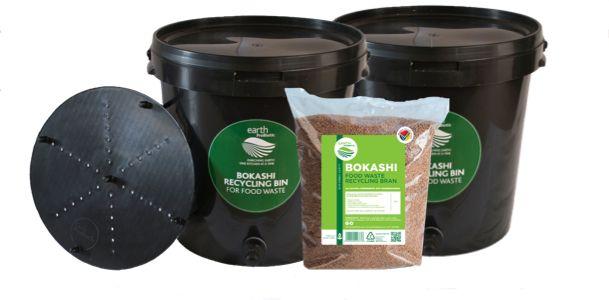 bokashi recycling kit