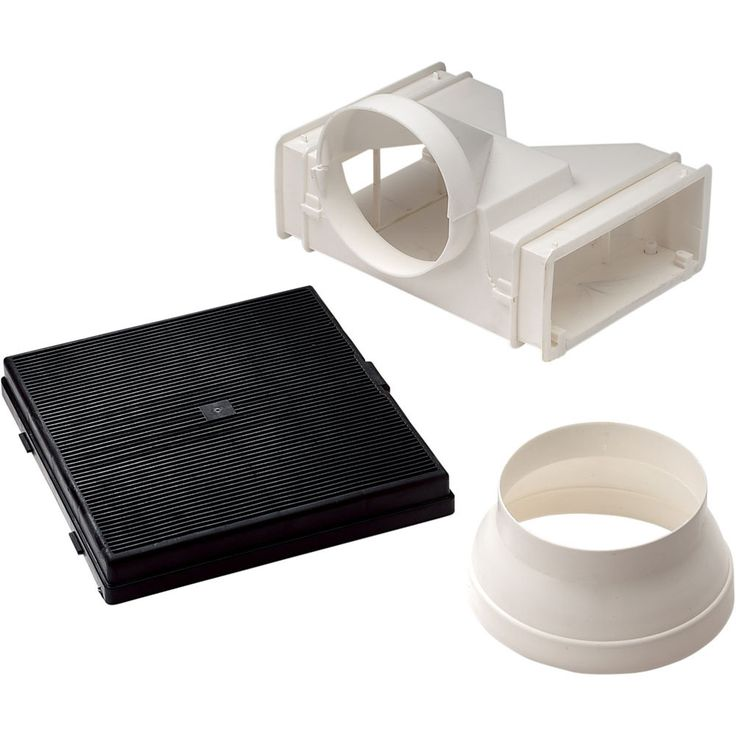 Broan Air Recirculation Kit for Range Hoods