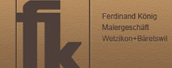Malergeschäft Ferdinand König, Ferdinand König, Maler König, König Wetzikon, Malergeschäft, Renovationen, Fassaden, Gipserarbeiten, Malerarbeiten