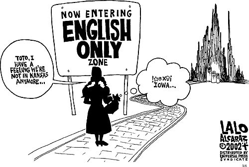 English should not be the official language of the united states essay