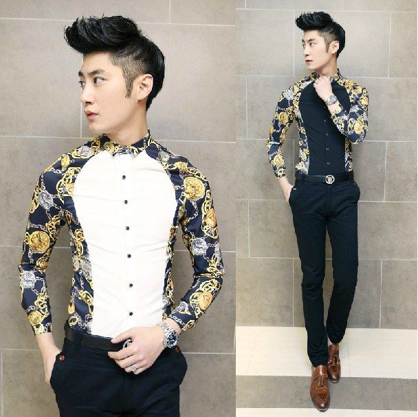 Asian guy clothes