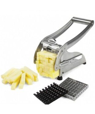 Stainless Steel Potato Chip Cutter