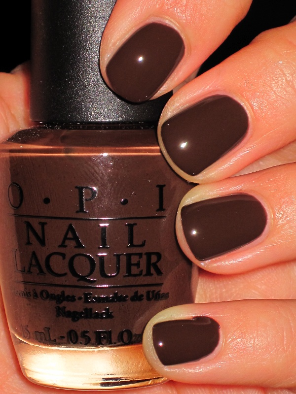 """Perfect color for Fall """"Magna Nails"""""""
