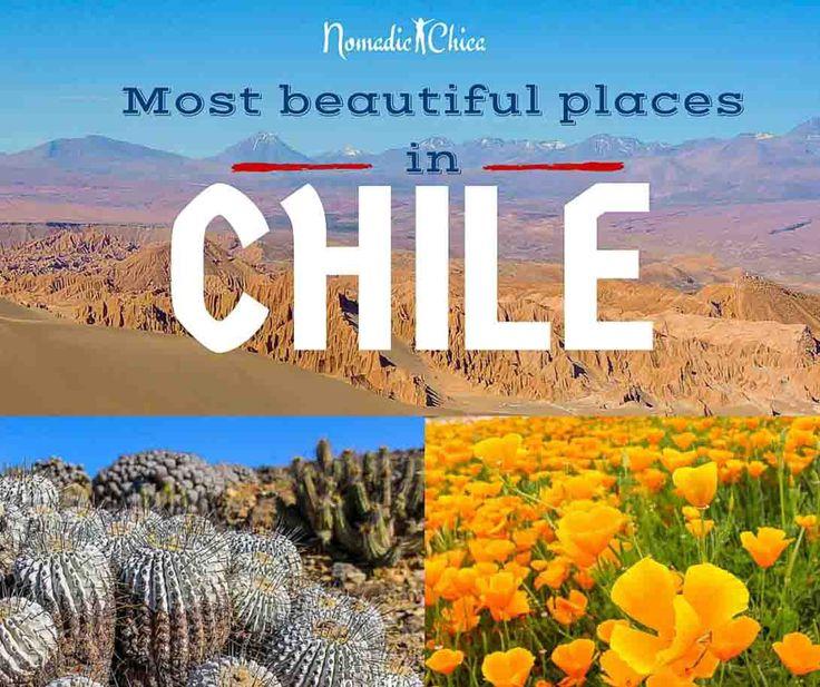 CHILE most beautiful