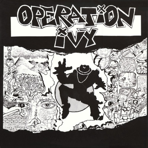 OPERATION IVY  ENERGY  1989 Once again another AMAZING Punk/Ska Album