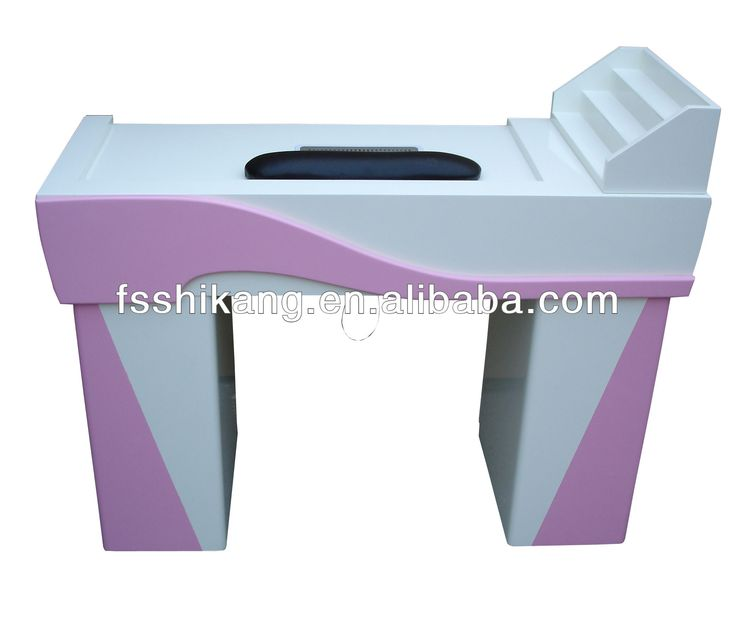 Modern Manicure Tables And Pedicure Chairs White Table Stylish Product On Alibaba