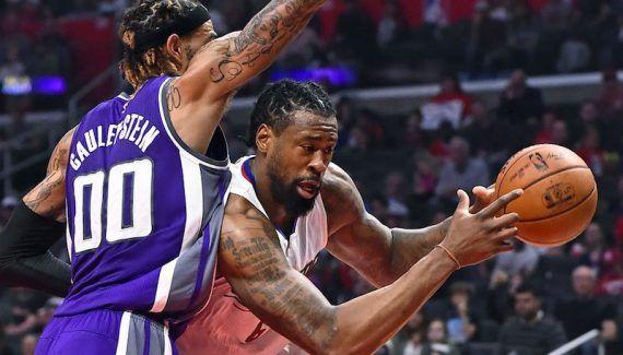 Conférence Ouest : les Clippers auront l'avantage du terrain sur le Jazz -  C'était la dernière inconnue du premier tour des playoffs à l'Ouest. On sait désormais que la série entre Clippers et Jazz démarrera à Los Angeles. LAC s'est assuré l'avantage du… Lire la suite»  http://www.basketusa.com/wp-content/uploads/2017/04/Jordan1-570x325.jpeg - Par http://www.78682homes.com/co