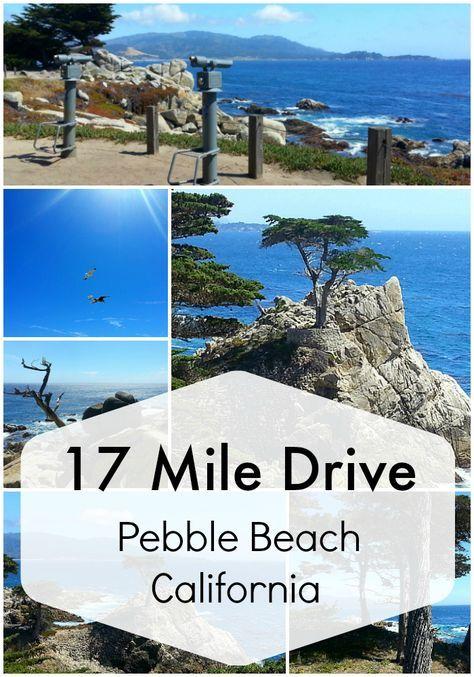 17 Mile Drive - Pebble Beach, California