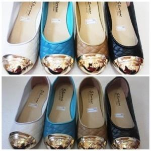 Flat Shoes Chanel - AyeshaShop.Com