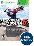Tony Hawk's Pro Skater 5 - PRE-Owned - Xbox 360