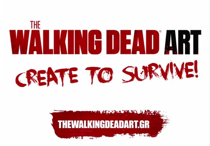 'The Walking Dead' TV Show Seeks Greek Artists for Athens Exhibition