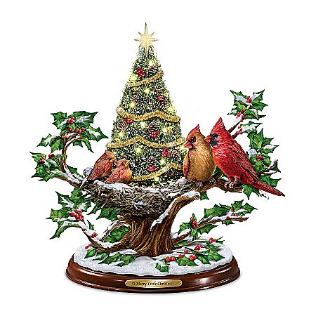 Tabletop Tree: A Merry Little Christmas Tabletop Tree