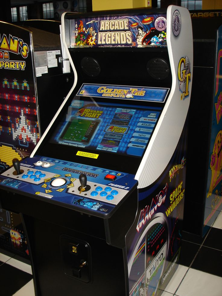 84 best Arcade cabinets images on Pinterest   Arcade games, Arcade ...