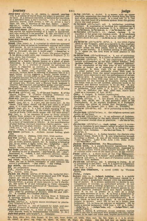 Free printable vintage dictionary pages to use for crafts, scrapbooking, mixed media projects and more - from Knick of Time.