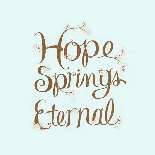 "hope springs eternal pope essay man The guardian - back to home alexander pope is granted eternal sunshine of a twickenham as pope himself wrote in his essay on man, ""hope springs eternal."