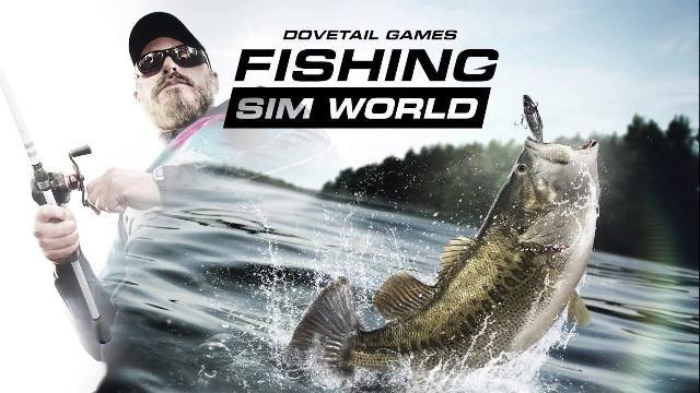 #XBOX Fishing Sim World - Announcement Trailer