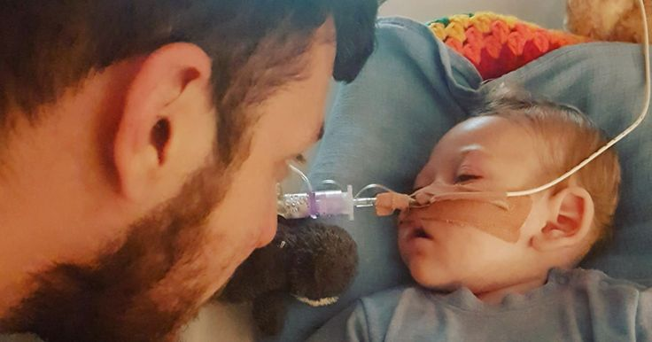 Charlie Gard and His Parents Given U.S. Citizenship to Fly Him to America for Treatment