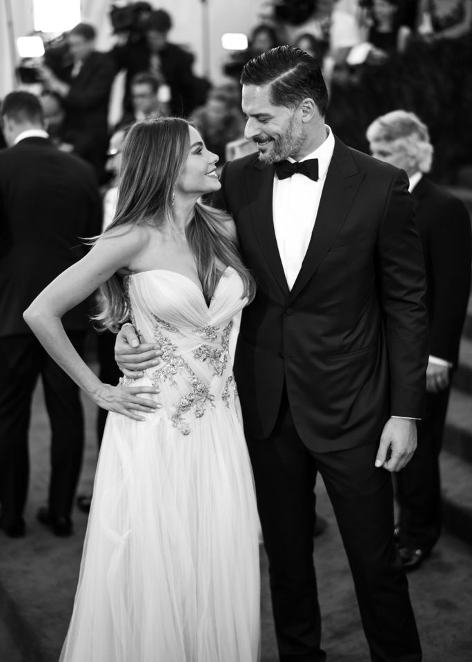 Happy First Anniversary to Sofia Vergara and Joe Manganiello!