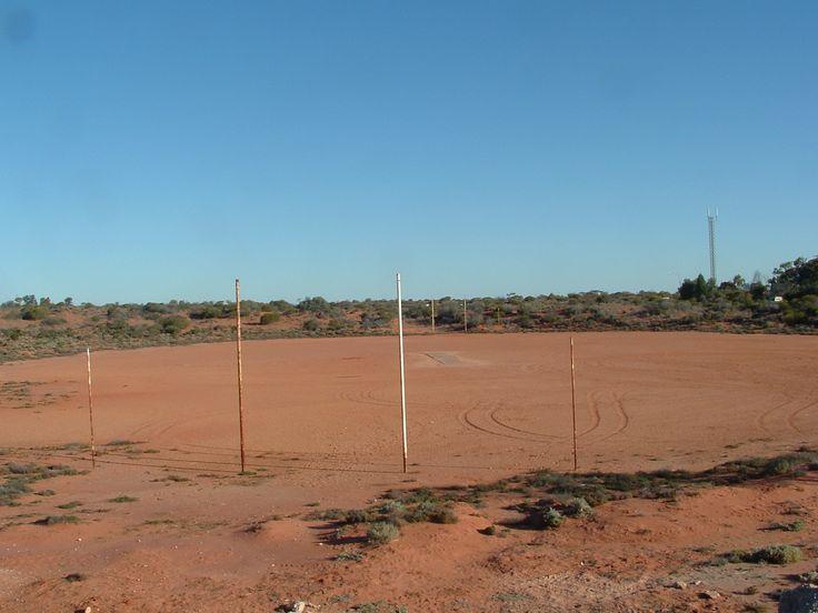 Roxby Downs Footy field